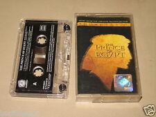 THE PRINCE OF EGYPT - Soundtrack - MC cassette tape 1998/743