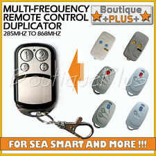 Multi-Frequency Universal Garage Remote Control Duplicator SEA SMART 433-868mhz