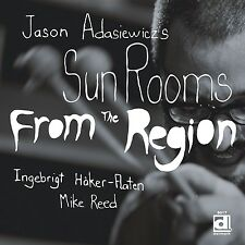 Jason Adasiewicz Sun Rooms LP - From The Region - SEALED NEW Delmark 5017 Reed,