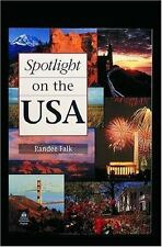 Spotlight on the USA by Randee Falk (1994, Paperback)