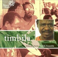 Eduardo Durao Timbila Ensemble CD NEW