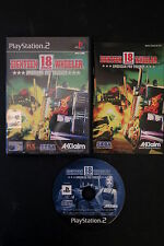 PS2 : EIGHTEEN 18 WHEELER : AMERICAN PRO TRUCKER - Completo !
