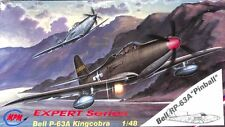 MPM 1:48 Expert Series Bell P-63 A Kingcobra Plastic Model Kit #48038