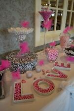LOVE Ceramic Letter Dishes for Wedding / Lolly Buffet /Engagement/Party