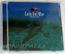VARIOUS ARTISTS - CAFE' DEL MAR VOLUMEN OCHO  8 - CD Sigillato