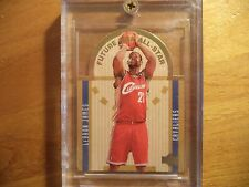 LEBRON JAMES CAVS 2003-04 UPPER DECK FUTURE NBA ALL STAR DIE CUT #E15 RC GEM !$$