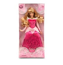 "Disney Deluxe Sleeping Beauty Princess Doll New Style 12"" Toy Figure Aurora Gift"
