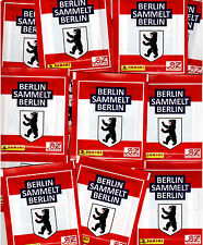 Berlin sammelt Berlin / 25 Tüten / Panini / Sticker