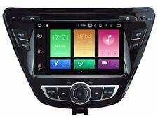 """7"""" Android 6,0 Car DVD Radio GPS for Hyundai Avante Elantra 2014-2016 Octa Core"""