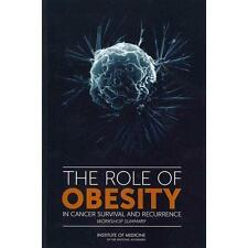 The Role of Obesity in Cancer Survival and Recurrence:: Workshop Summary