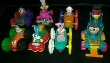 Tiny tunes toys lot babs buster bunny dizzy devil tazmanian looney  plucky duck