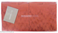 MISSONI HOME PACKAGE  PILLY 59 -2 HAND TOWELS SET 40x60 - 2 OSPITI BUSTA LOGATA