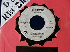 LYNN CONNER~ LAUGHING AT ME~ PROMO~ IN DEMAND~ FORGIVE ME~ ~ NORTHERN SOUL 45