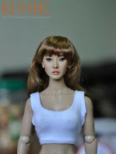 Kumik CG CY Girl Female Head #13-35 1/6 fit for Phicen body
