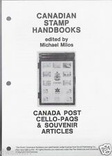 """Canadian Stamp Handbooks: ""Cello Paqs & Souvenir Articles"", by Michael Milos"