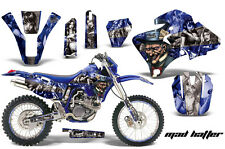 AMR Racing Yamaha WR 250/400/426F # Plate Graphic Kit MX Bike Decal 98-02 MADHTR