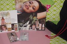 Josie Maran GIFT SET ARGAN OIL MED GLOWING COMPLEXION COLLEC Vibrancy Delux Samp