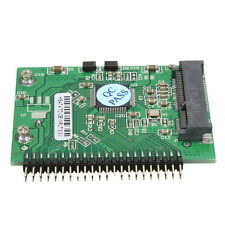 mSATA Mini PCI-E SSD To 1.8'' 44 Pin IDE Adapter Hard Disk Converter Card Board