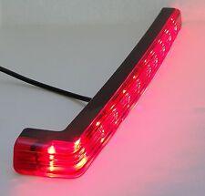 2006-2013 Harley Davidson Tour Pak LED Side Marker Lights - Red Lens 2040-0346