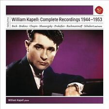 Complete Recordings 1944-1953: William Kapell, New Music