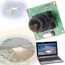 HD 700TVL CCD Mini CCTV FPV Vidéo 3.6mm Camera Lens RC Airplane Quadcopter EH