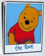 Disney Characters and Cameras Mystery Winnie the Pooh Pin 99813 - NEW