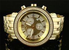 Joe Rodeo/Jojo/Kc Gold Tyler 200 Diamond Watch 2.00 Ct