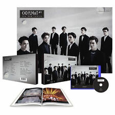 """EXO-[PLANET #2] THE EXO'LUXION Concert in Seoul """"BLU-RAY"""" 1DISC+Foto Buch Sealed"""