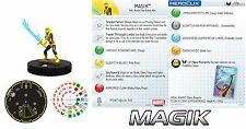MAGIK #034 Wolverine and the X-Men Marvel Heroclix Rare