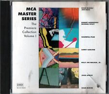 MCA MASTER SERIES THE PREMIERE COLLECTION VOLUME I TONY BROWN BUZZ STONE CD 1990