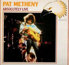 LP 4795  PAT METHENY  ABSOLUTELY LIVE