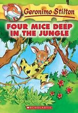 Four Mice Deep in the Jungle (Geronimo Stilton, No. 5), Geronimo Stilton, Good B
