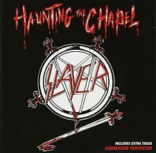 SLAYER - Haunting the Chapel (THRASH) CD METAL 1984 Metallica