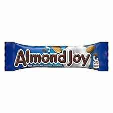 Almond Joy Candy Bar, 1.61-Ounce Bars (Pack of 36)