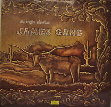 "THE JAMES GANG - STRAIGHT SHOOTER (PROBE C 062-93 306) 12"" LP (W 931)"