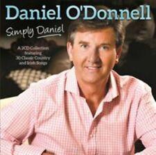 Simply Daniel by Daniel O'Donnell (Irish) (CD, May-2015, 2 Discs, Music Club...