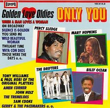 GOLDEN LOVE OLDIES - ONLY YOU / CD (EUROPA 100 414.0) - TOP-ZUSTAND