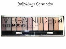 Technic Eyeshadow Palette Mega  Nudes ,Brown & Natural Shades