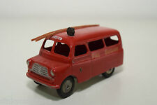 CORGI TOYS 423 BEDFORD FIRE TENDER VAN NEAR MINT CONDITION REPAINT