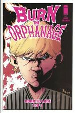 Burn the Orphanage Born to Lose #1 Rob Guillory Variant Image 1st print New NM