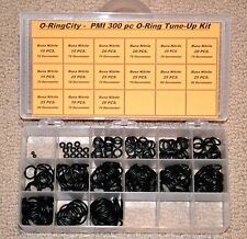 PMI PIRANHA O-RIMG KIT - 300pc O-Ring Tune-Up Kit W/Case