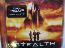 Stealth Music From The Movie - Incubus   (CD 2005)  SEALED