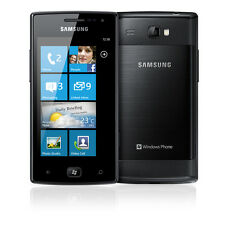 Samsung Focus Flash I677 at&t Windows WiFi Music Player Smartphone FAIR 647147M