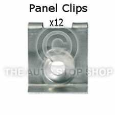 Panel Clip Trim Clips Ford Range Inc Fusion/GT/C-Max Pack of 12  Part 11168fo