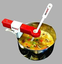 StirMATE Smart Pot Stirrer, Automatic Electric for Risotto, Soups, Sauces & more