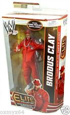 WWE Mattel Elite Collection Series 18 Brodus Clay w Fedora Necklace Pants Jacket