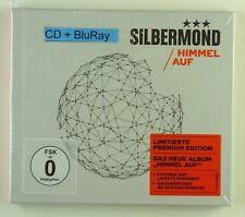 CD - Silbermond - Himmel Auf - #A1982 - mit blu-ray - Neu