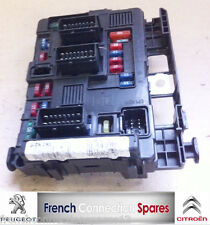 PEUGEOT / CITROEN SIEMENS BSM B3 FUSEBOX PART # 96 434 988 80