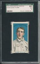 Eddie Plank 1911 D359 Rochester Baking SGC 60 5 psa None Higher 1 of 2 !!!!