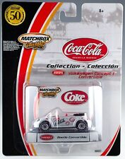 Matchbox Coca-Cola Collection 1995 Concept 1 Beetle Volkswagen VW MOC 2002